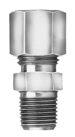 241290  |  Standard Compression Fitting for Steel or Nylon Tubing