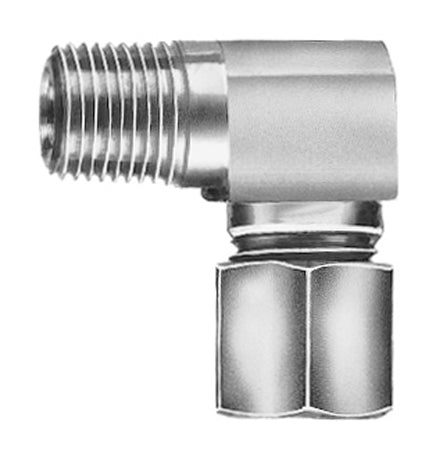 241293  |  Standard Compression Fitting for Steel or Nylon Tubing