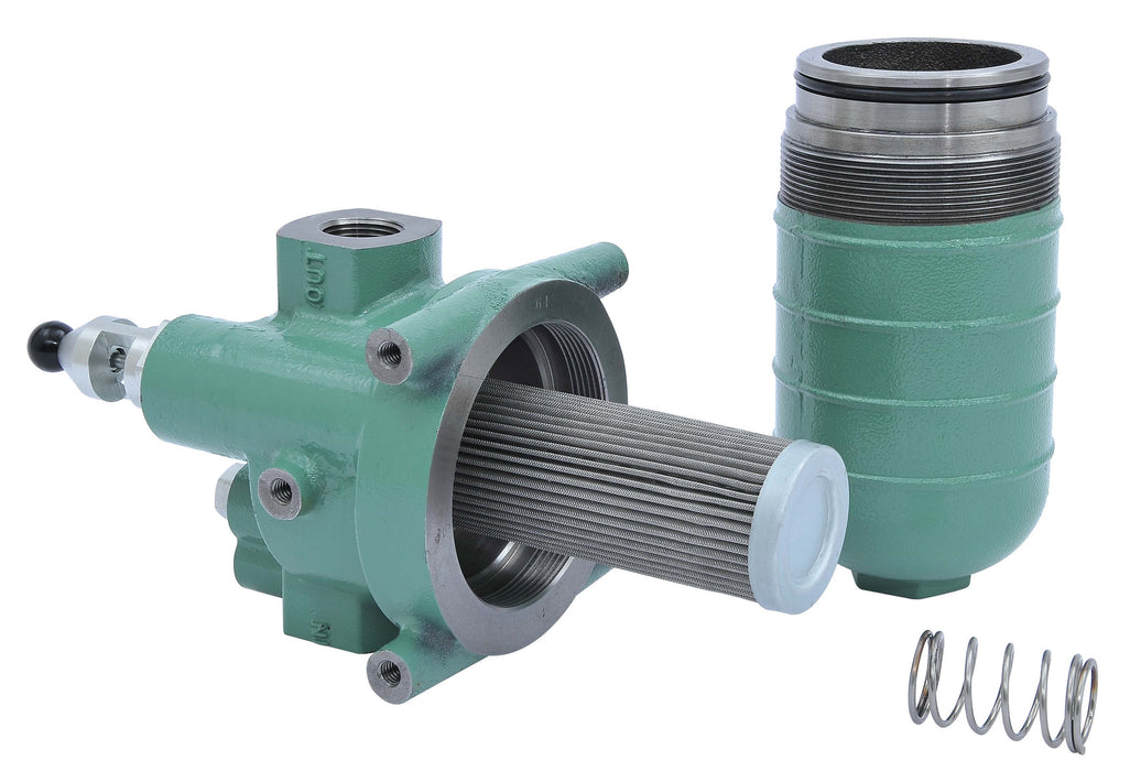 282008  |  Centro-Matic High-Pressure, High-Flow Filter
