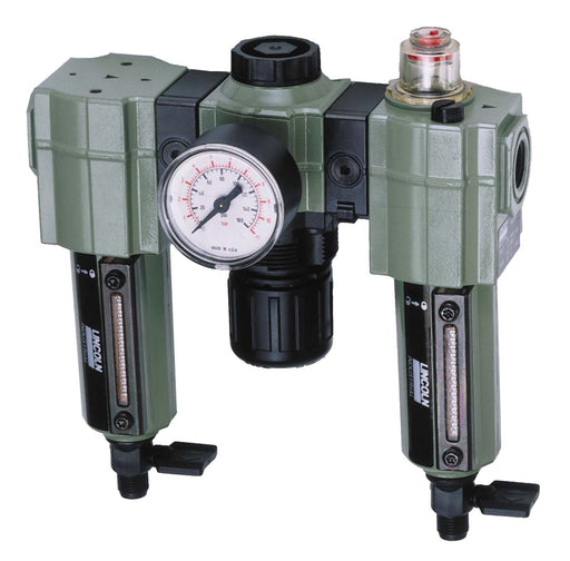 85387-4  |  Modular Air Line Filter-Regulator with Gauge-Lubricator