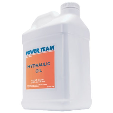 9638  |  Standard Hydraulic Oil - 2-1/2 Gallon