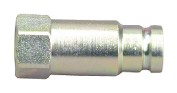 9796  |  Female Quick Coupler with Dust Cap