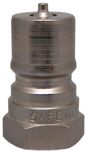 "S101-4  |  1/2"" Male Tip Half Quick Coupler"