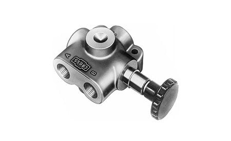 128142  |  Hydraulic Selector and Control Valve VS Series SVS2-ORB