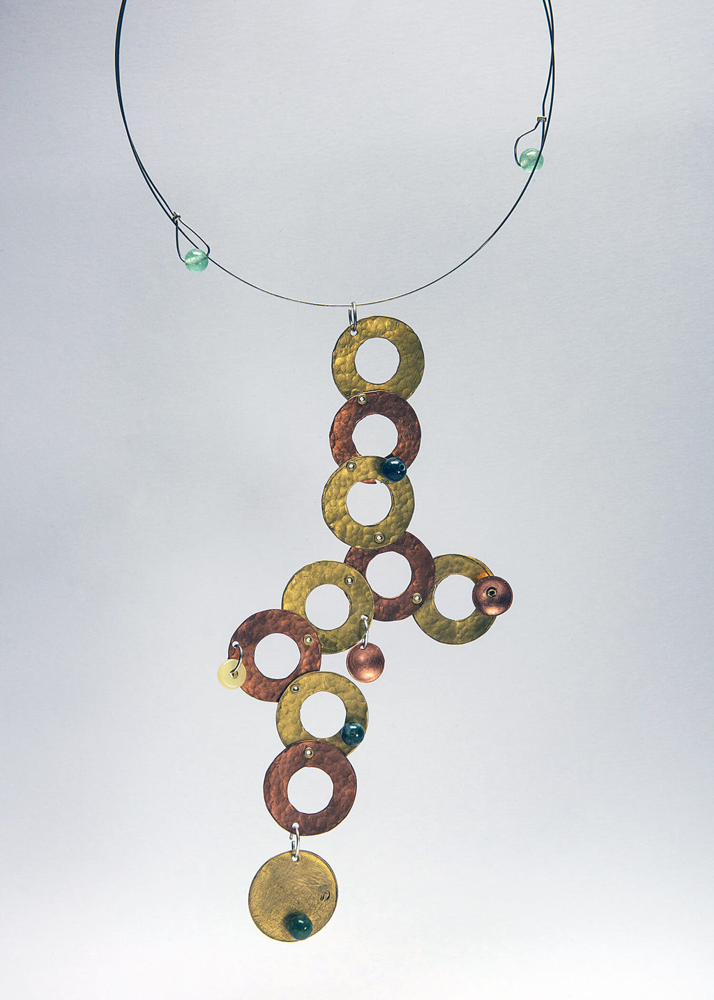 Circles of Flow Necklace