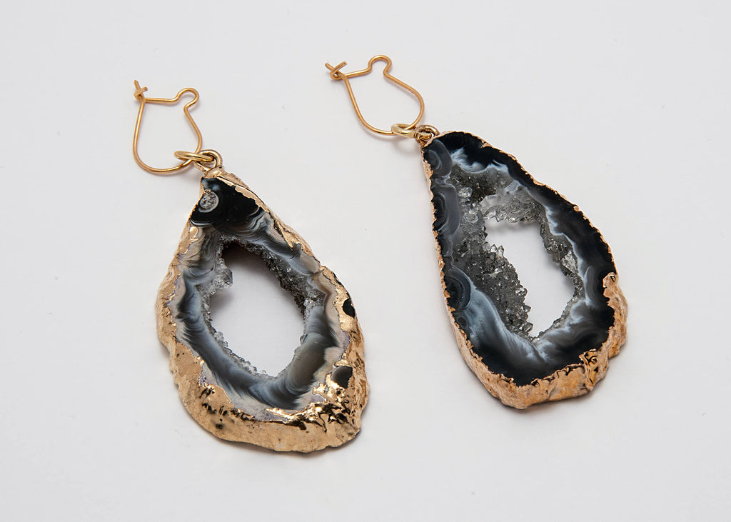 Magic Agate Earrings
