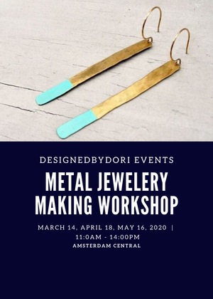 Metal Jewelery Workshop