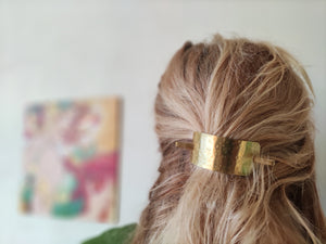 Brass Hair accessories