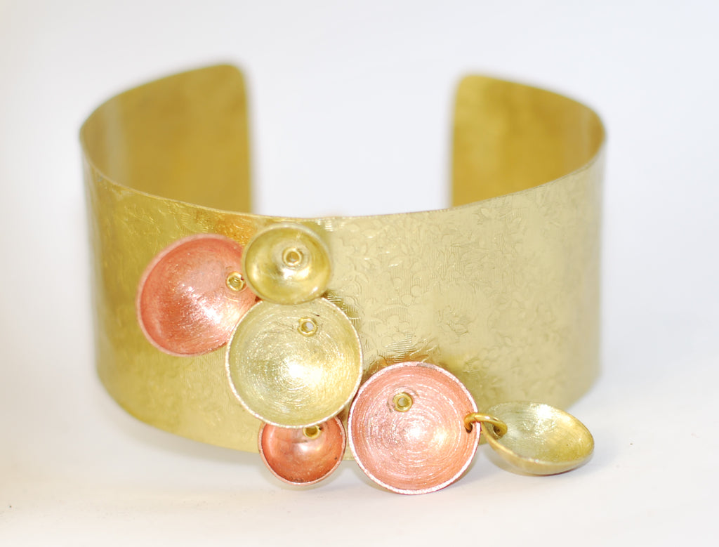 Circles and Domes Bracelet