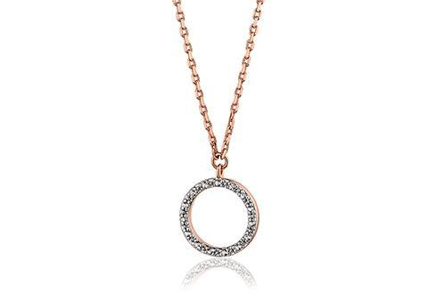 Grace Halo Necklace