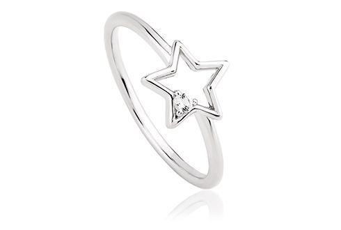 Faith Star Ring