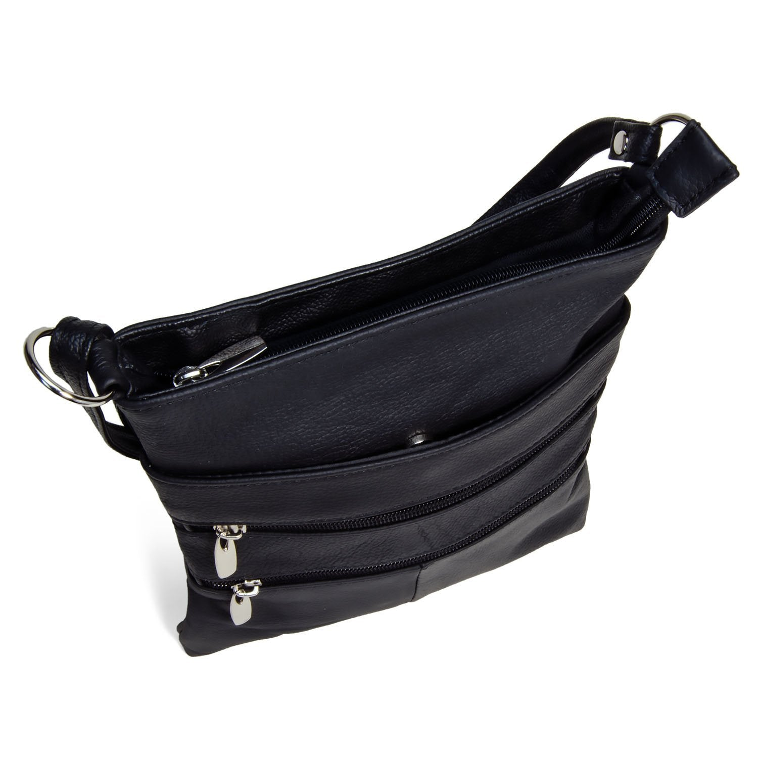 9d77553c1f Genuine Leather Crossover Body Purse – ccwbags.com