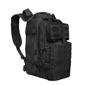 Waterproof Concealed Carry Tactical Backpack w/ Holster