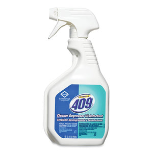 Clorox Formula 409 Degreaser & Disinfectant, 32-oz, 12 Spray Bottles