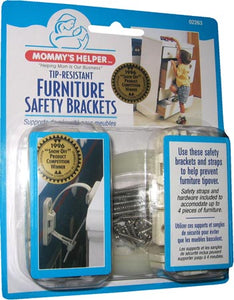 Furniture Safety Brackets