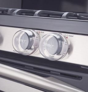 Clear View Stove Knob Covers