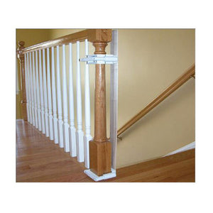 Stairway Gate Installation Kit - No Drilling