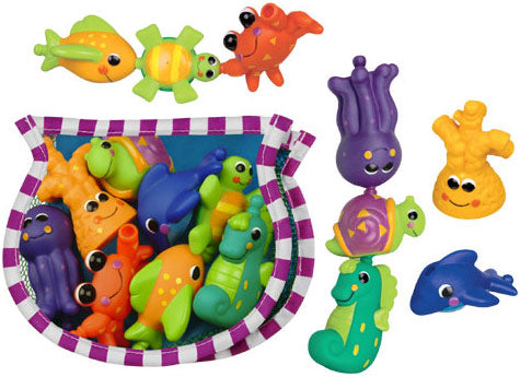 Snap & Squirt Sea Creatures