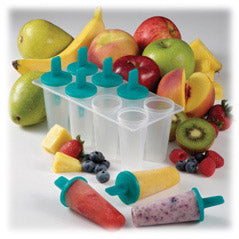 Baby Steps Healthy Snack Frozen Treat Trays