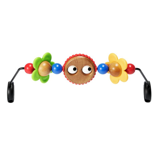 BabyBjorn Wooden Toy for Babysitter - Googly Eyes