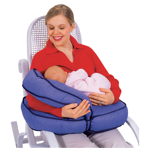 Natural Boost Adjustable Nursing Pillow