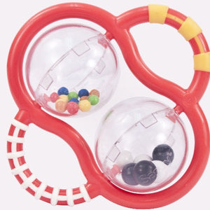 Grasp N Spin Rattle