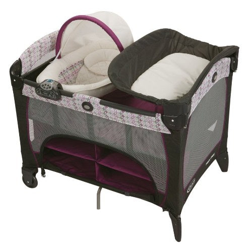 Pack 'N Play Playard with Newborn DLX - Nyssa