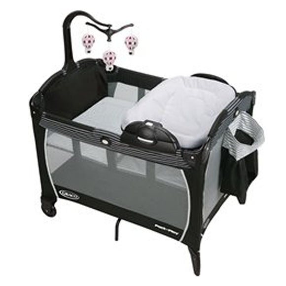 Graco Studio Portable Pack N Play Playard Napper and Changer