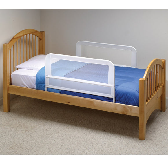 KidCo Children's Mesh Bed Rail Telescopic Double Pack