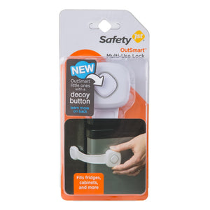 Safety 1st Outsmart Corner Strap Multi Use Lock