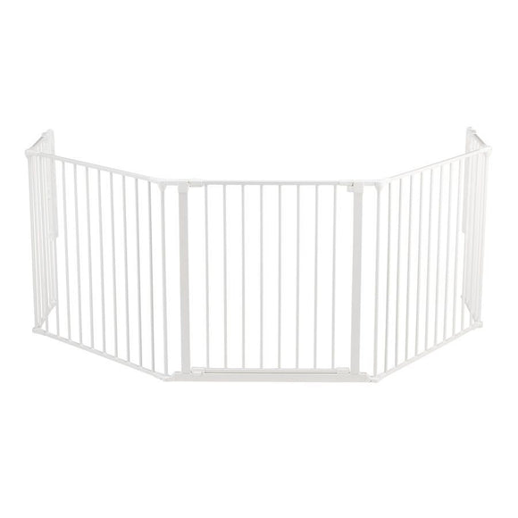 BabyDan Flex Hearth Gate Extra Large 35.4