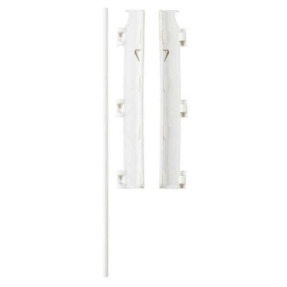 BabyDan Flex Spare Wall Fitting Kit