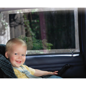 Safety 1st Baby On Board   Cling Sunshade -2pk