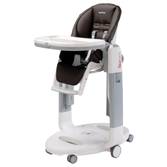 Peg Perego Tatamia Convertible High Chair - Cacao