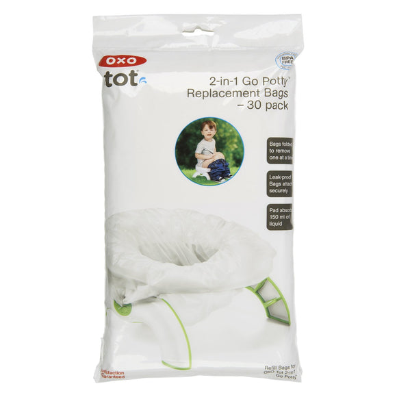 OXO Tot 2-in-1 Go Potty Refill Bags