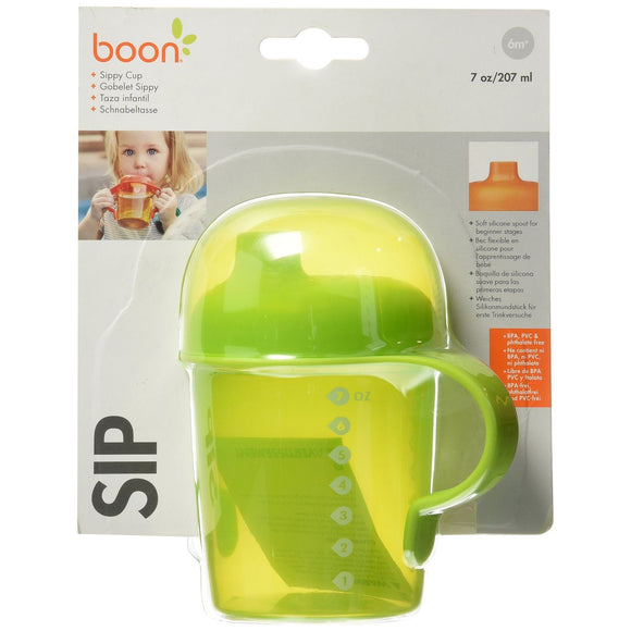 Boon Sip Firm Spout Sippy Cup