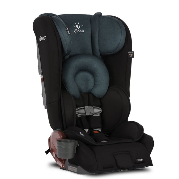 Rainier Convertible + Booster Car Seat