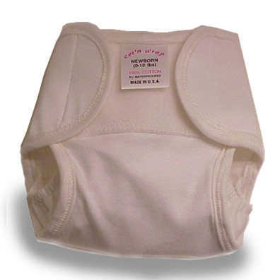 Basic Connection Cotton Wraps Diaper Cover