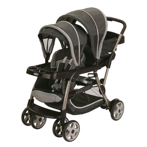 Graco Ready2grow Click Connect LX Stroller - Glacier
