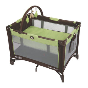 Graco Pack 'n Play On The Go Playard - Go Green
