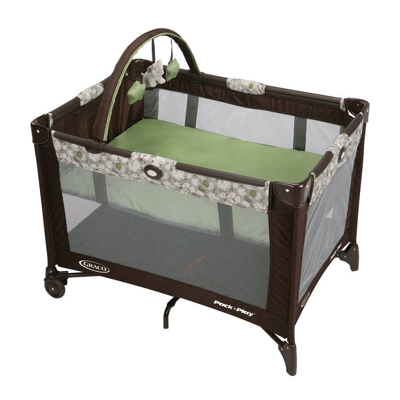 Graco Pack n Play Playard with Folding Feet - Zuba