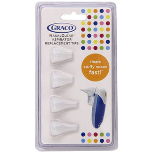 Graco NasalClear Aspirator Replacement Tips
