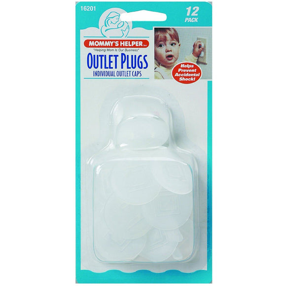 Mommy's Helper Outlet Plugs 12pk