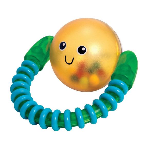 The First Years Spin & Smile Spinning Rattle