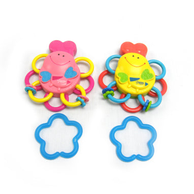 The First Years Buzzing Bee Massaging Teether - Asst Colors