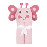 Just Born Love to Bathe Woven Puppet Towel