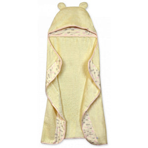 Just Born Gift Boxed Organic Hooded Towel Wrap