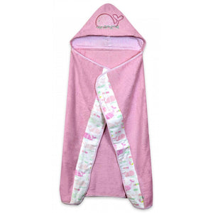 Just Born Gift Boxed Under the Sea Hooded Towel Wrap