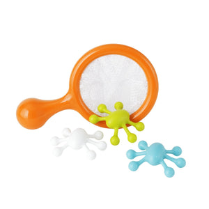Boon Water Bugs Floating Bath Toys with Net