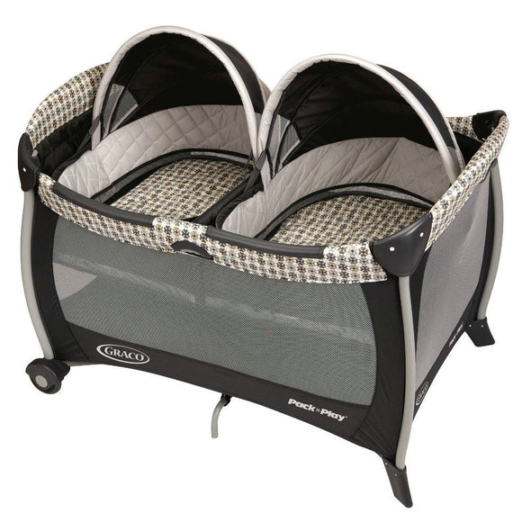 Graco Pack 'n Play with Twin Bassinets